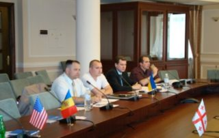 1st meeting of the GUAM Working Sub-Group on Combating Corruption and Money Laundering