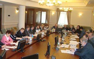 10-е заседание Рабочей группы ГУАМ по экономике и торговле