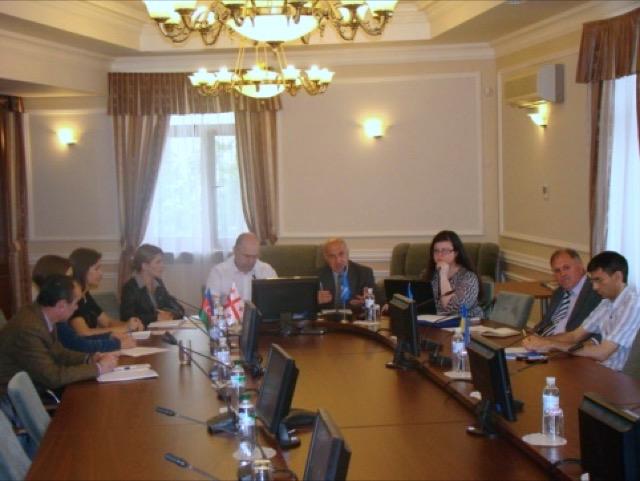 10-е заседание Рабочей группы ГУАМ по туризму (РГТУР)