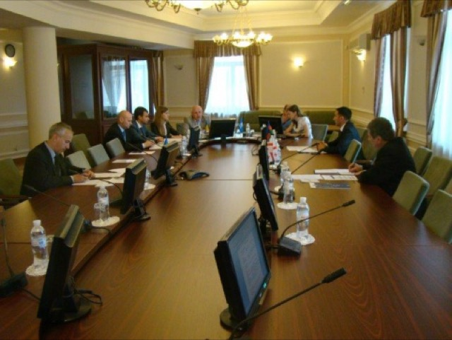 The 10th meeting of the Working Group on Emergency situations