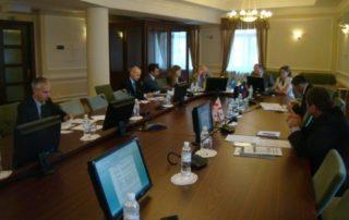 10-е заседание Рабочей группы по чрезвычайным ситуациям
