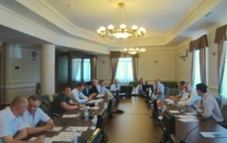 10-е заседание Рабочей подгруппы ГУАМ по борьбе с терроризмом (РПГ-ТЕР)
