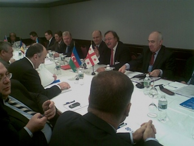 0th meeting of the GUAM Council of Ministers for Foreign Affairs