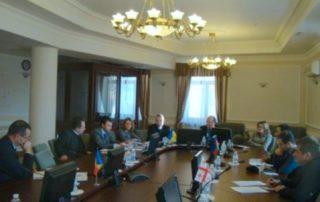 11-е заседание Рабочей группы по чрезвычайным ситуациям