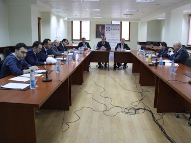 11-е заседание Рабочей подгруппы ГУАМ по борьбе с незаконным оборотом наркотиков (РПГ-НОН) в Баку