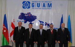 11-е заседание Руководящего Комитета Проекта ГУАМ по содействию торговле и транспортировке