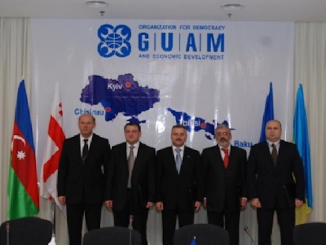 GUAM Trade and Transport Facilitation (TTF) Project Steering Committee
