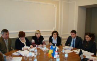 12-е заседание Рабочей группы ГУАМ по экономике и торговле в Киеве