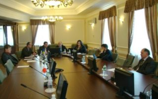 12th meeting of the GUAM Working Group on Tourism for the Heads of agencies in Kyiv