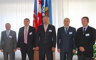 12-е заседание Руководящего комитета по реализации Проекта по содействию торговле и транспортировке (ПСТТ) ГУАМ в Кишиневе
