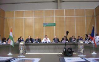 12-е заседание Совета министров иностранных дел ГУАМ