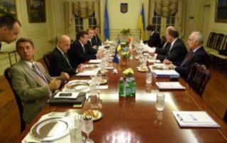 12-е заседание Совета министров иностранных дел ГУАМ (Нью-Йорк, 24 сентября 2010 года)