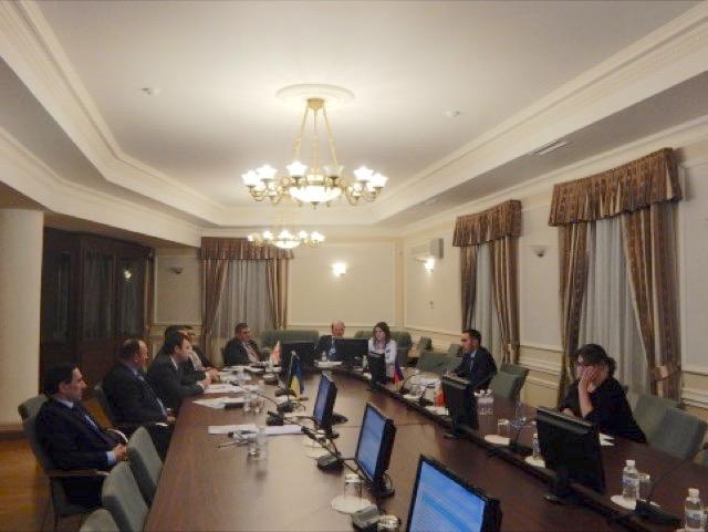 13-е заседание Рабочей группы ГУАМ по чрезвычайным ситуациям (РГЧС)