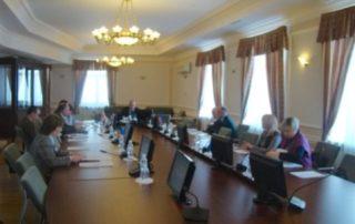 13-е заседание Рабочей группы ГУАМ по экономике и торговле