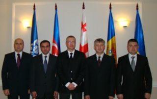 13-е заседание Руководящего комитета Проекта ГУАМ по содействию торговле и транспортировке в Киеве