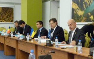 13-е заседание Совета министров иностранных дел ГУАМ в Астане