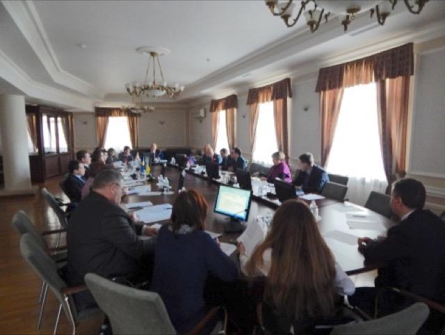 14-е заседание Рабочей группы ГУАМ по экономике и торговле