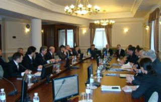 14th Meeting of the GUAM Council of Ministers for Foreign Affairs in Kyiv