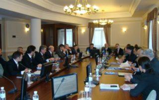 14-е заседание Совета Министров иностранных дел ГУАМ в Киеве