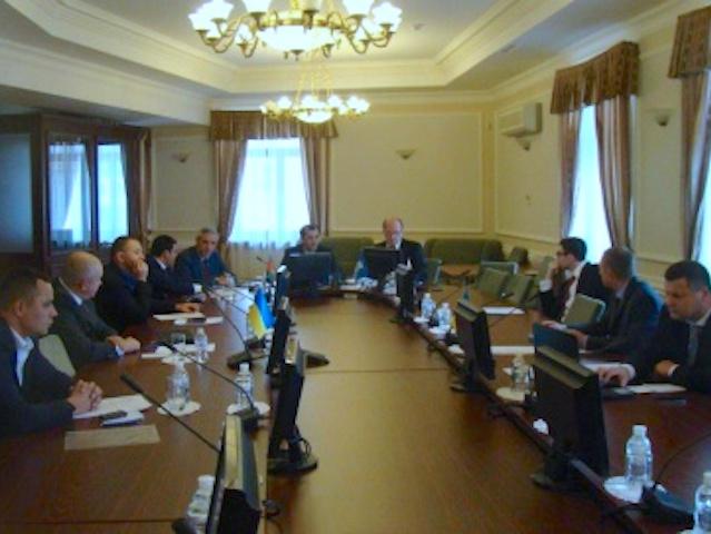 15-е заседание Рабочей подгруппы ГУАМ по борьбе с терроризмом