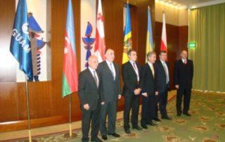 15-е заседание Совета министров иностранных дел ГУАМ в Варшаве