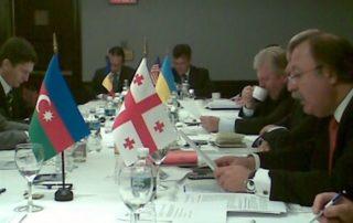 16-я встреча Совета министров иностранных дел ГУАМ – Соединенные Штаты Америки