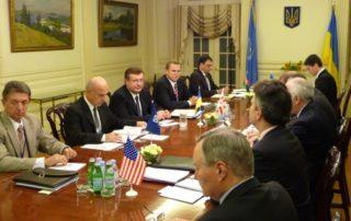 17 (23) встреча Совета министров иностранных дел ГУАМ – США в Нью-Йорке