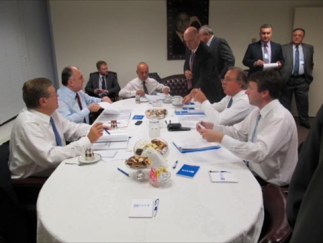 18-е заседание Совета Министров иностранных дел ГУАМ в Нью-Йорке