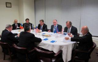 18-я встреча Совета министров иностранных дел ГУАМ – США