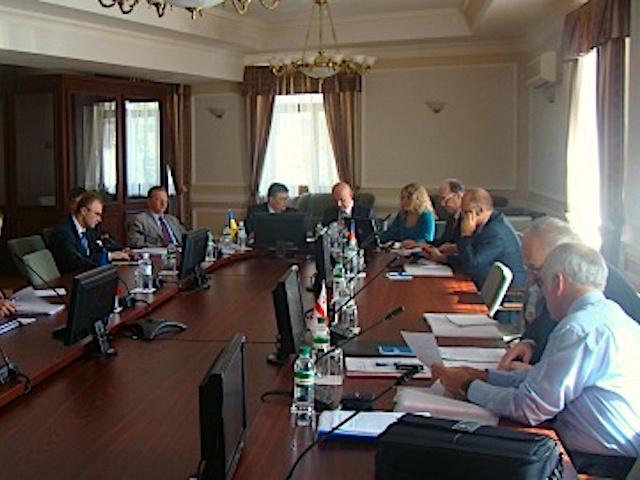 19-е заседание Совета национальных координаторов ГУАМ