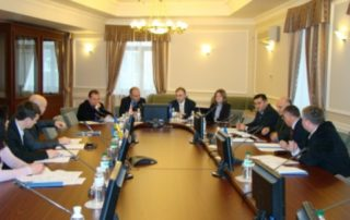 2nd meeting of the GUAM Working Sub-Group on Law Statistics (WGS-STAT) in Kyiv
