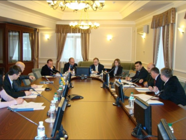 2-е заседание Рабочей подгруппы ГУАМ по правовой статистике (РПГ-СТАТ) в Киеве