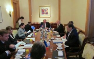 20th Meeting of the GUAM Council of Ministers of Foreign Affairs in Dublin