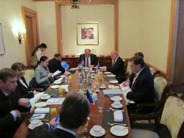 20-е заседание Совета Министров иностранных дел ГУАМ в Дублине