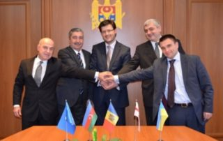 23rd Meeting of the Council of GUAM National Coordinators in Chisinau