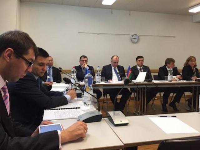 24th meeting of the Council of Ministers of Foreign Affairs of GUAM in Basel