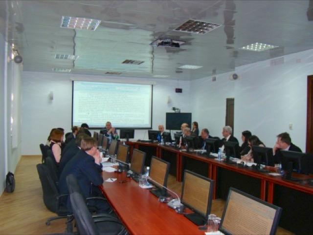 24-е заседание Совета Национальных координаторов ГУАМ в Баку