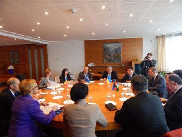 25-е заседание Совета Министров иностранных дел (СМИД) ГУАМ в Братиславе