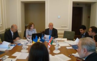 25th Meeting of the GUAM Council of National Coordinators in Kyiv