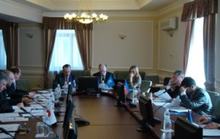 3rd meeting of the Working Group on Emergencies