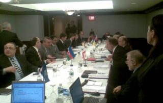 3rd meeting of the GUAM Council of Ministers for Foreign Affairs – the Czech Republic