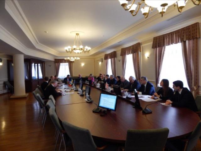 33rd meeting of GUAM Council of National Coordinators (CNC)