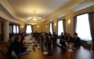 6th meeting of the Working Group on cyber security
