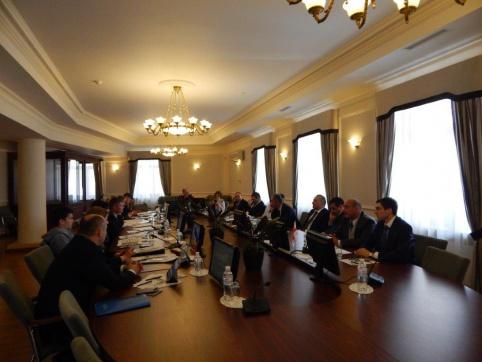 6-е заседание Рабочей группы по кибербезопасности