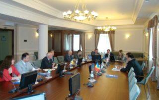 6-е заседание Рабочей подгруппы ГУАМ по борьбе с терроризмом (РПГ-ТЕР)