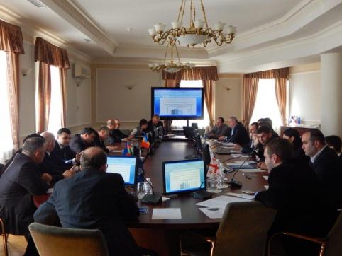 6-е заседание Рабочей подгруппы ГУАМ по правовой статистике
