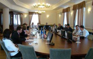 6-е заседание Рабочей подгруппы ГУАМ по борьбе с коррупцией и отмыванием денег (РПГ-КОД) в Киеве