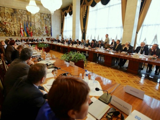 7th Meeting of GUAM Parliamentary Assembly in Chisinau