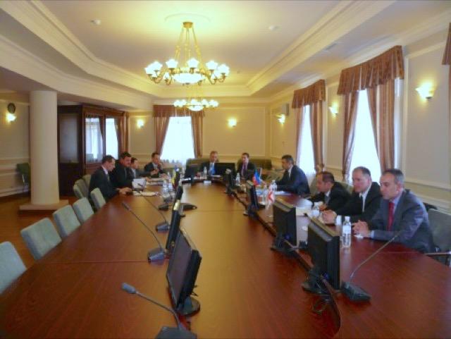 7-е заседание Рабочей группы ГУАМ по чрезвычайным ситуациям