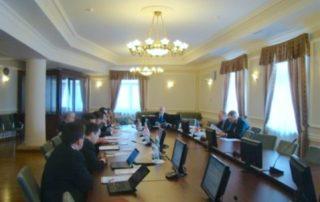7-е заседание Рабочей группы ГУАМ по энергетике